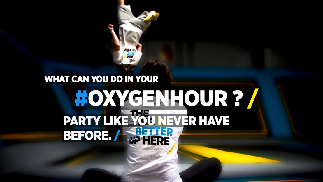 Oxygen Project, Party for under 18