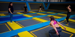 Oxygen Freejumping Airborne Fitness Class, qualifies instructors