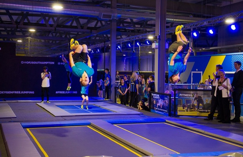 Trampoline Park: Team Building Venue in Singapore